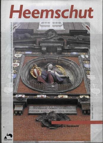 Heemschut - Tijdschrift 1924-2018 1992-02-01