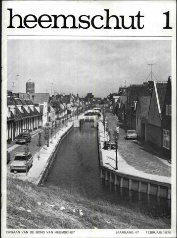 Heemschut - Tijdschrift 1924-2018 1970