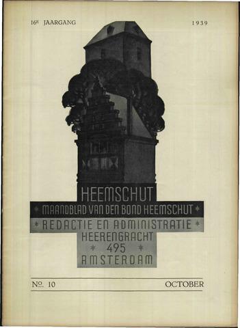 Heemschut - Tijdschrift 1924-2018 1939-10-01