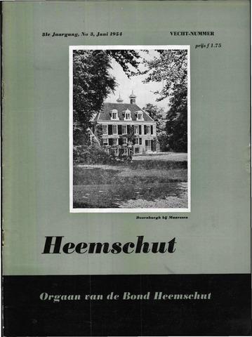 Heemschut - Tijdschrift 1924-2018 1954-06-01
