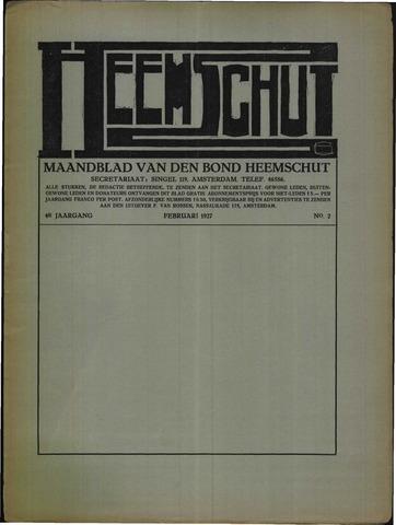 Heemschut - Tijdschrift 1924-2018 1927-02-02