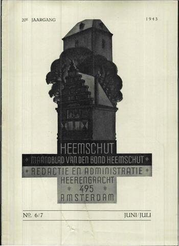 Heemschut - Tijdschrift 1924-2018 1943-06-01