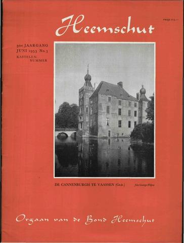 Heemschut - Tijdschrift 1924-2018 1953-06-01