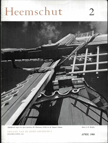 Heemschut - Tijdschrift 1924-2018 1966-04-01
