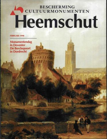 Heemschut - Tijdschrift 1924-2018 1998-02-01