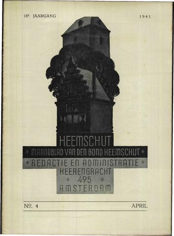 Heemschut - Tijdschrift 1924-2018 1941-04-01