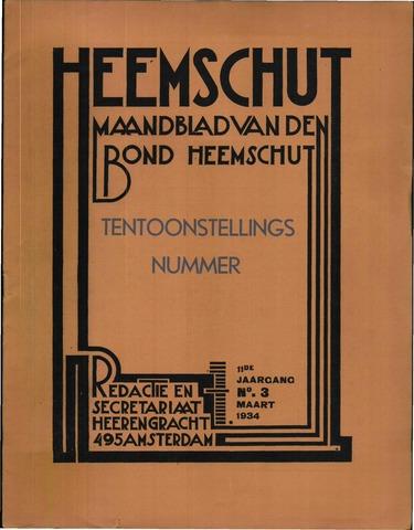 Heemschut - Tijdschrift 1924-2018 1934-03-01