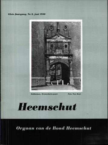 Heemschut - Tijdschrift 1924-2018 1958-06-01