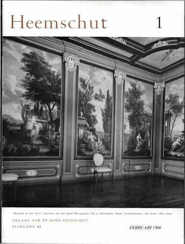 Heemschut - Tijdschrift 1924-2018 1966-02-01