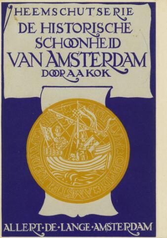 Heemschutserie - Boekje 1941-1954 1941-01-01