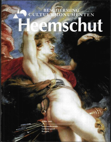 Heemschut - Tijdschrift 1924-2018 2001-04-02