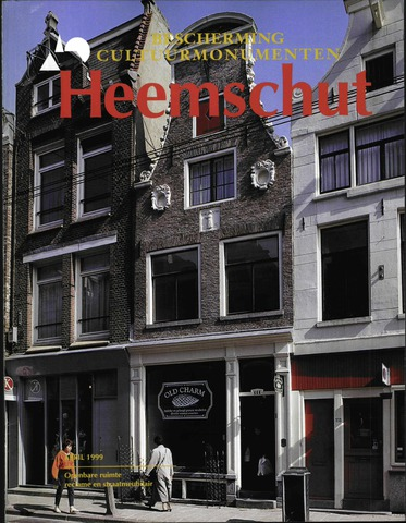 Heemschut - Tijdschrift 1924-2018 1999-04-01