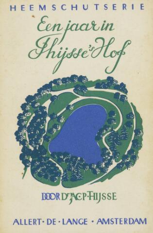 Heemschutserie - Boekje 1941-1954 1943-01-01