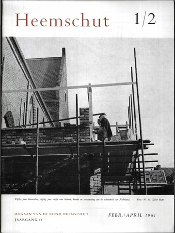 Heemschut - Tijdschrift 1924-2018 1961-02-01