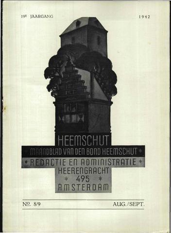 Heemschut - Tijdschrift 1924-2018 1942-08-01