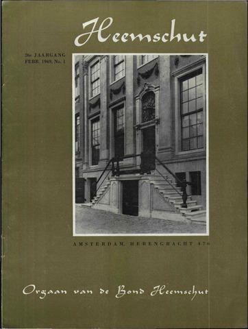 Heemschut - Tijdschrift 1924-2018 1949-02-01