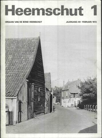 Heemschut - Tijdschrift 1924-2018 1972