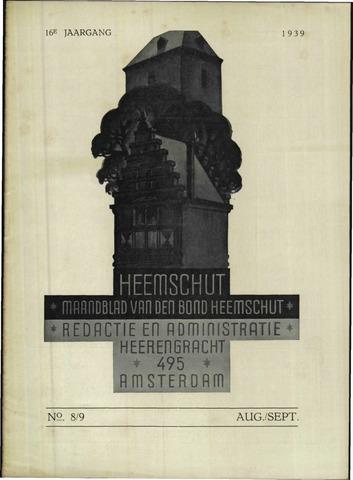 Heemschut - Tijdschrift 1924-2018 1939-08-01