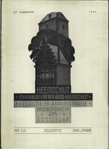 Heemschut - Tijdschrift 1924-2018 1944-02-01
