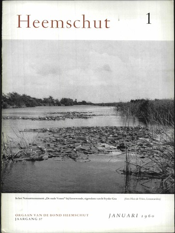 Heemschut - Tijdschrift 1924-2018 1960-02-01