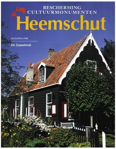 Heemschut - Tijdschrift 1924-2018 1998-08-01