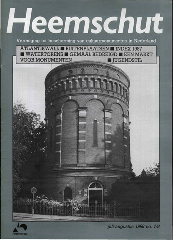 Heemschut - Tijdschrift 1924-2018 1988-07-01
