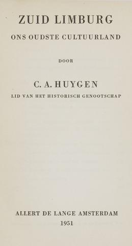 Heemschutserie - Boekje 1941-1954 1951-03-01