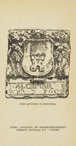 Heemschutserie - Boekje 1941-1954 1947-06-01