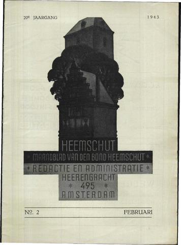 Heemschut - Tijdschrift 1924-2018 1943-02-01