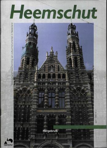 Heemschut - Tijdschrift 1924-2018 1992-04-01
