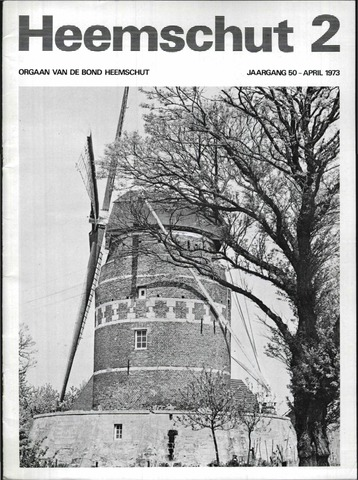 Heemschut - Tijdschrift 1924-2018 1973-04-01