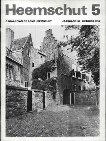 Heemschut - Tijdschrift 1924-2018 1974-10-01