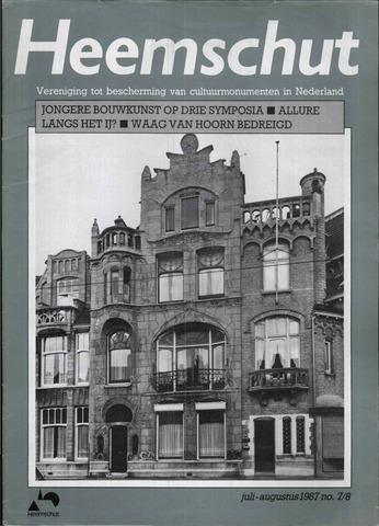 Heemschut - Tijdschrift 1924-2018 1987-07-01