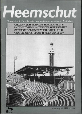 Heemschut - Tijdschrift 1924-2018 1989-04-01