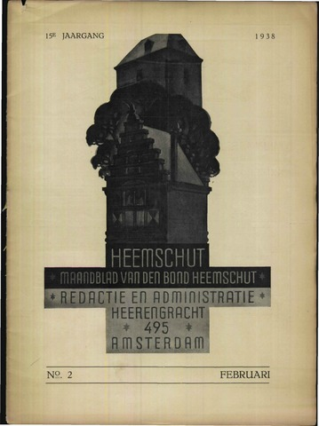 Heemschut - Tijdschrift 1924-2018 1938-02-01