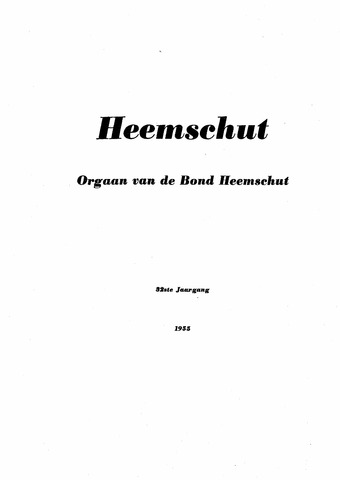 Index Heemschut 1947-2002 1955-12-01
