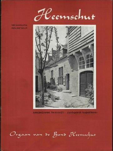 Heemschut - Tijdschrift 1924-2018 1947-08-01