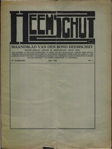 Heemschut - Tijdschrift 1924-2018 1928-07-01