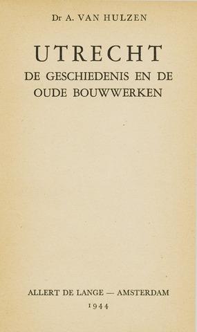 Heemschutserie - Boekje 1941-1954 1944-04-01