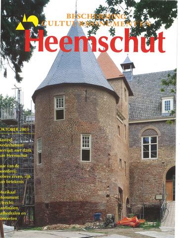 Heemschut - Tijdschrift 1924-2018 2003-10-05