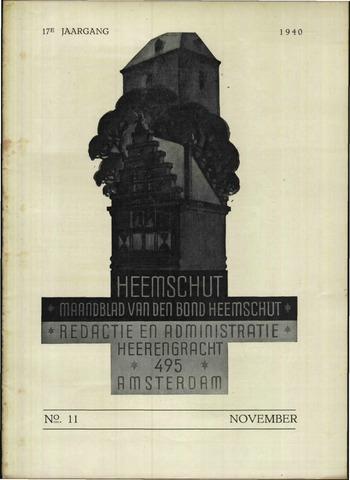 Heemschut - Tijdschrift 1924-2018 1940-11-01