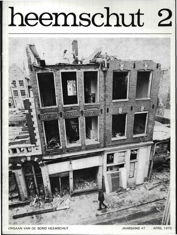 Heemschut - Tijdschrift 1924-2018 1970-04-01