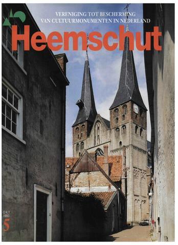 Heemschut - Tijdschrift 1924-2018 1993-10-01