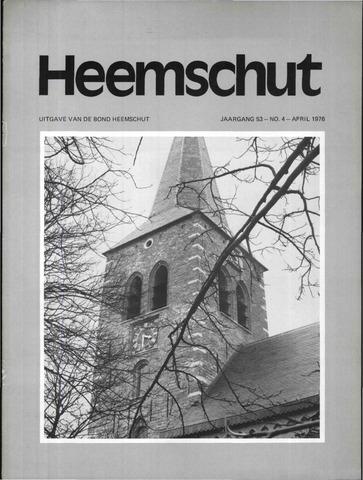 Heemschut - Tijdschrift 1924-2018 1976-04-01