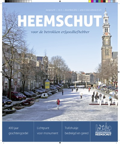 Heemschut - Tijdschrift 1924-2018 2012-12-04