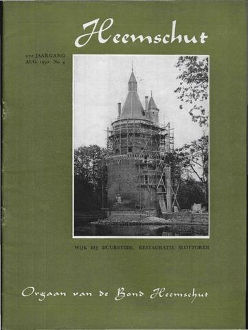 Heemschut - Tijdschrift 1924-2018 1950-08-01
