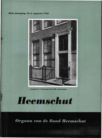 Heemschut - Tijdschrift 1924-2018 1958-08-01
