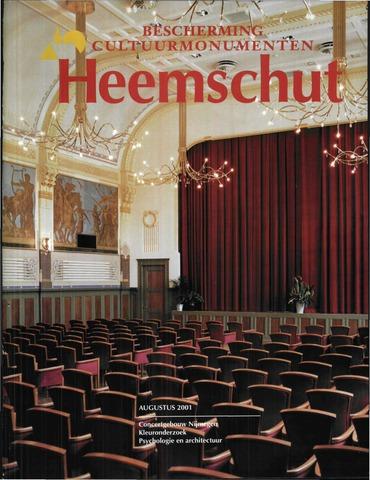 Heemschut - Tijdschrift 1924-2018 2001-08-04