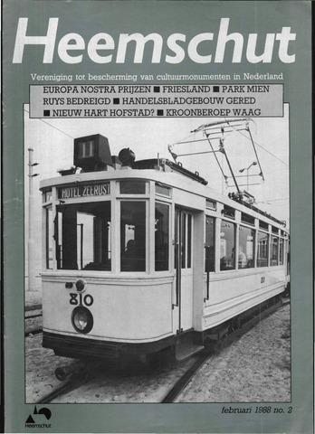 Heemschut - Tijdschrift 1924-2018 1988-02-01