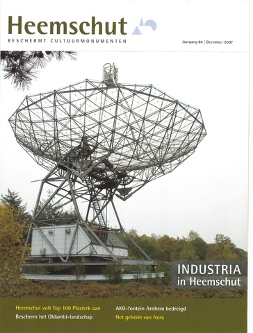 Heemschut - Tijdschrift 1924-2018 2007-12-01